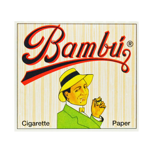 Bambu Classic Rolling Papers Original Single Pack