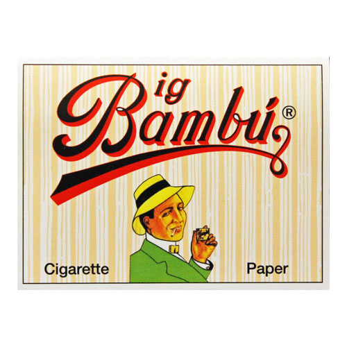 Big Bambu Classic Rolling Papers Single Pack