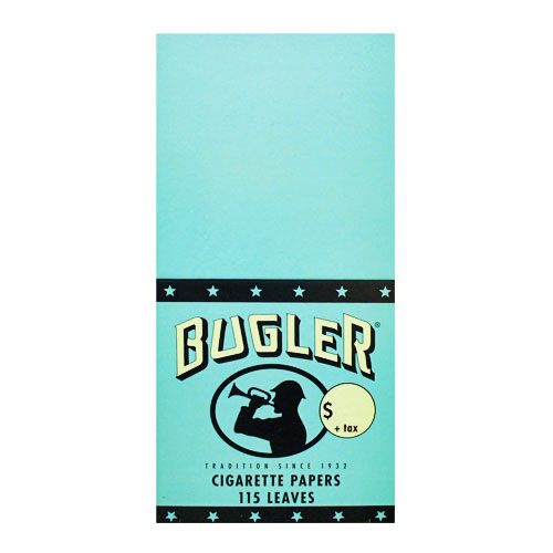 Bugler Original Rolling Papers 24ct Box