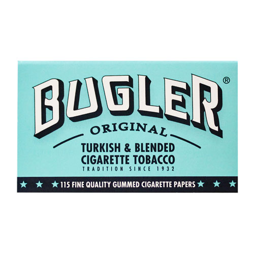 Bugler Original Rolling Papers Single Pack