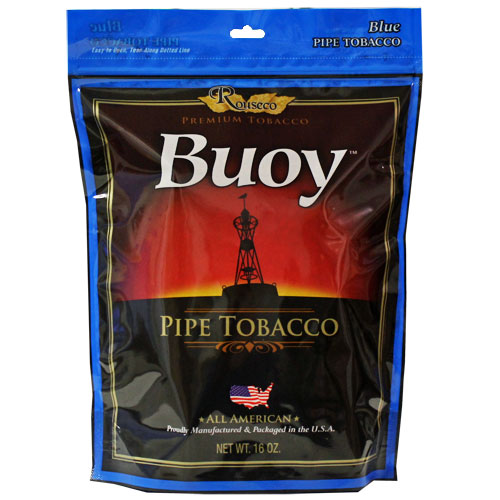 Buoy Blue Premium Pipe Tobacco 16oz Bag