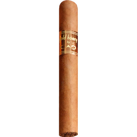CAO Flavours Gold Honey Petite Corona 25ct Box