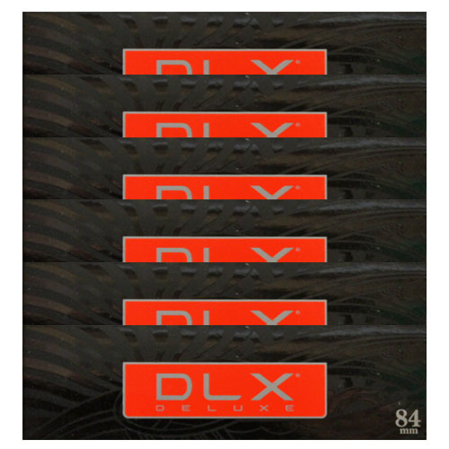 DLX Deluxe Slow Burn 84mm Rolling Papers 6 Pack