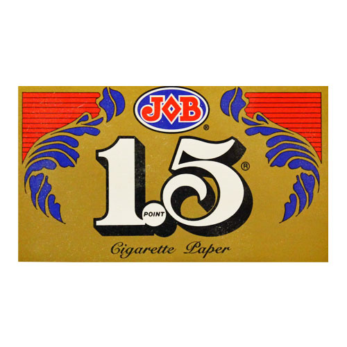 JOB Gold 1 1/2 Size Rolling Papers Single Pack