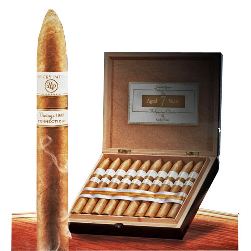 Rocky Patel Vintage 1999 Robusto Connecticut 20ct Box