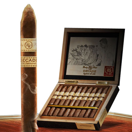 Rocky Patel Decade Lonsdales 20ct Box