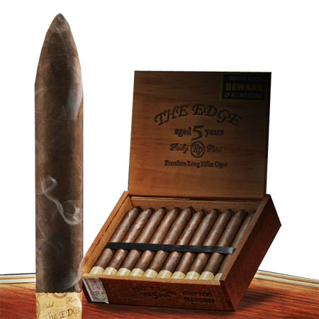 Rocky Patel The Edge Missile Torpedo Maduro 25ct Box