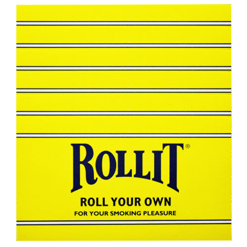 Rollit Single Wide Rolling Papers 6 Pack