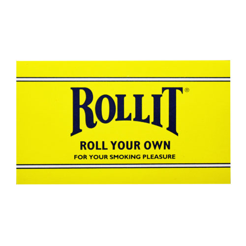 Rollit Single Wide Rolling Papers Single Pack