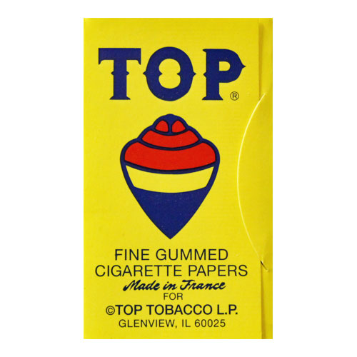 Top Original Single Wide Rolling Papers Single Pack