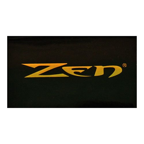 Zen Black Single Wide Rolling Papers Single Pack