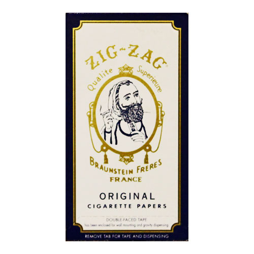 Zig Zag Original Rolling Papers 24ct Box