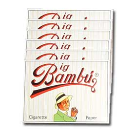 Big Bambu Papers Six Pack