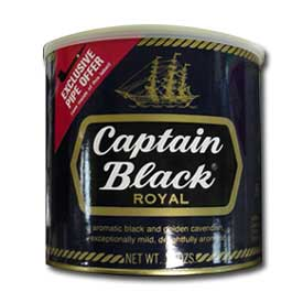 Captain Black Royal Pipe Tobacco 12oz
