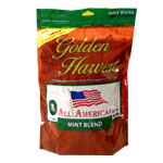 Golden Harvest Mint Pipe Tobacco 16oz Green Bag