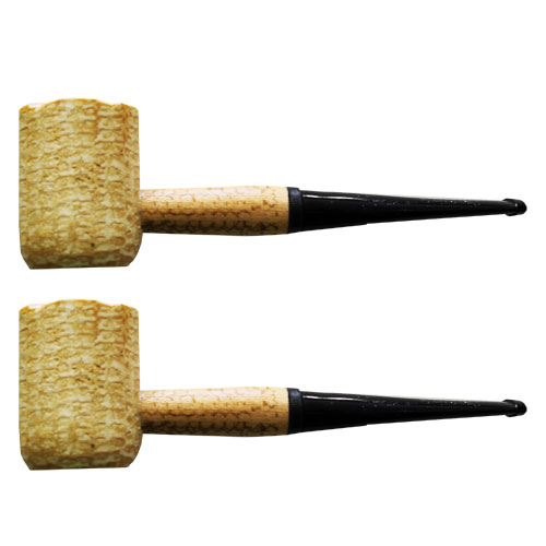 Missouri Meerschaum Washington Corn Cob Pipe - *2 Pack