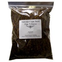NCS House Blend Ultra Pipe Tobacco 16oz Silver Bag