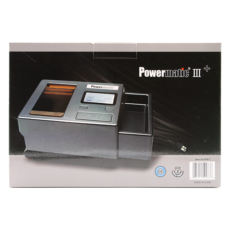 Powermatic III Plus Electric Cigarette Machine Injector