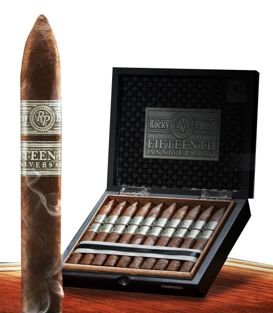 Rocky Patel 15th Anniversary Corona Gorda 20ct Box