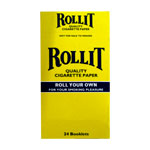 Roll It Cigarette Rolling Papers Box